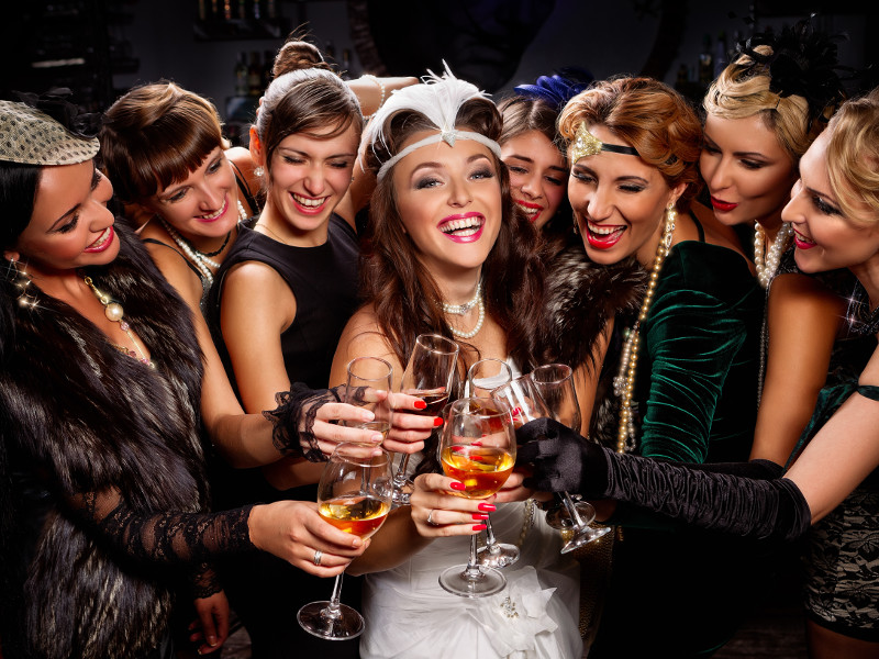 Bachelorette Party Bus Rental