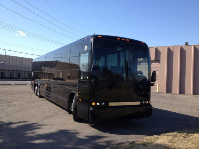 Luxury Coach Exterior