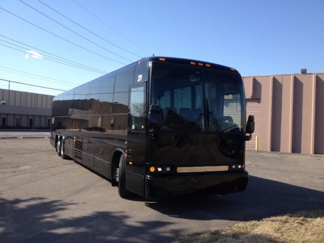 Luxury Coach Exterior