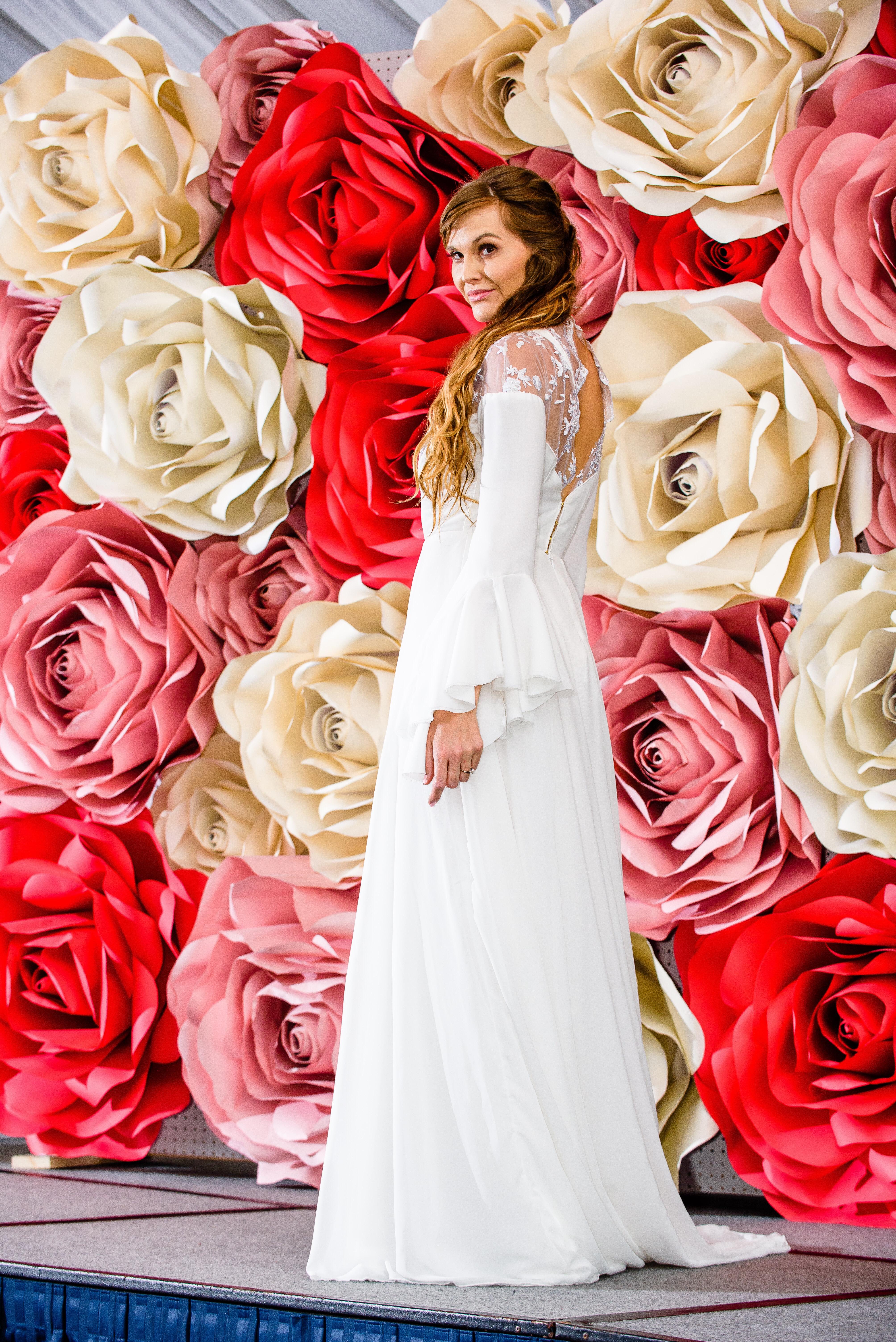 Esmeralda Luxury Paper Flowers